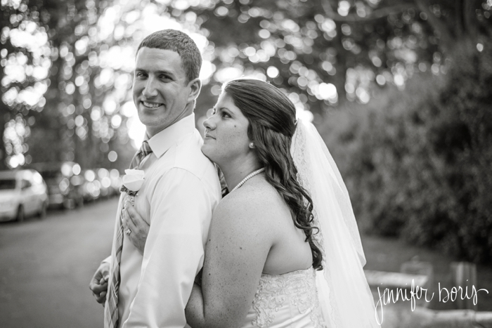 Melissa + Justin | Southeastern, Michigan Wedding Photographer