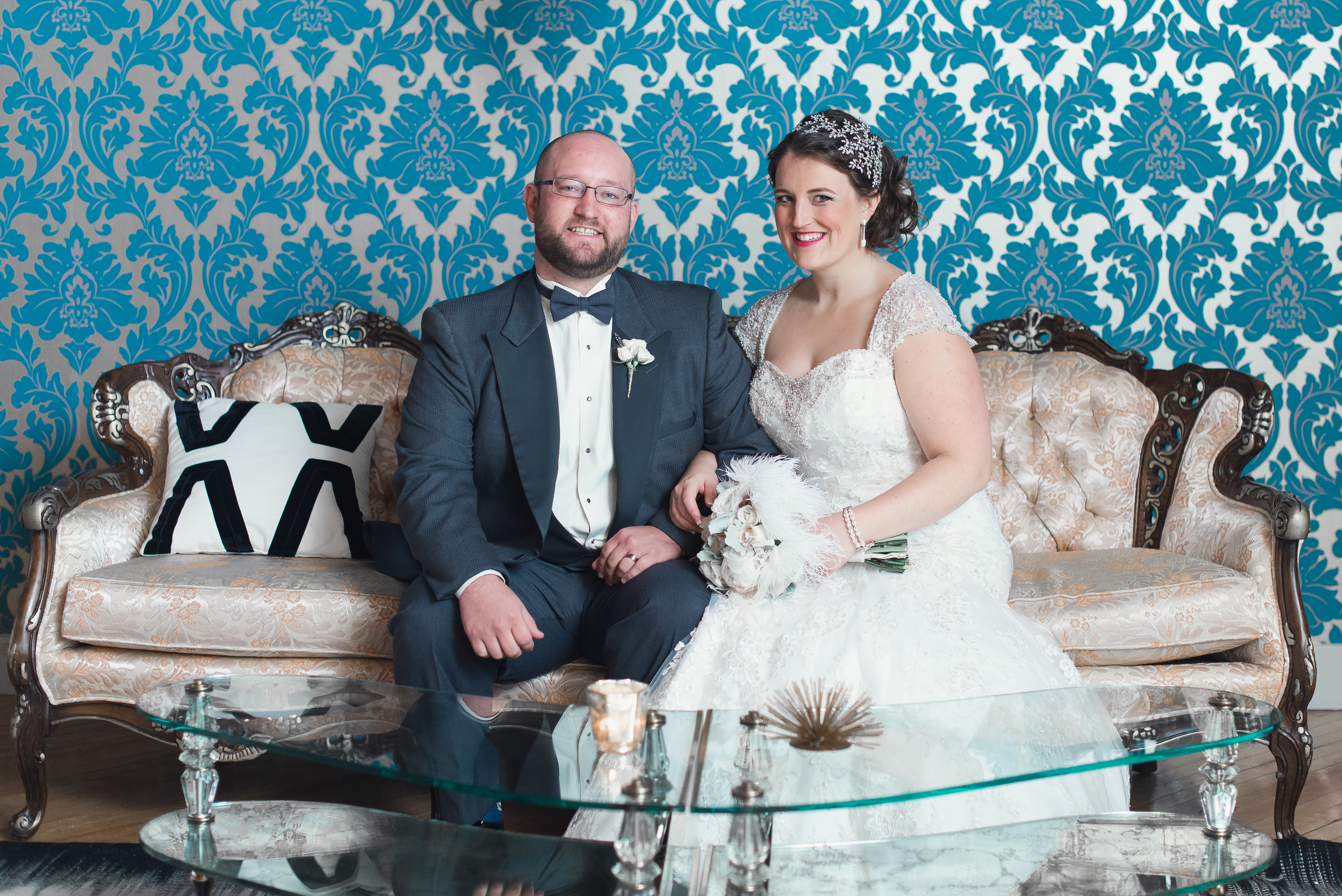 A Gatsby Themed Wedding At The Cheney Place In Grand Rapids Sarah